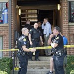 UPDATE: Frederick police seek 3 men in double stabbing at Hillcrest apartment: http://t.co/jVs33u9Zhm http://t.co/gKRNBy6B4z