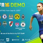 ICYMI: #FIFA16 Demo details have been announced. http://t.co/pGaeQepJSL