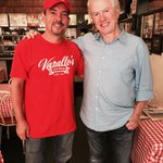 Tennessee Crossroads is filming today @NashvilleOldest restaurant - Varallos #goodfood #nashville. Join us! http://t.co/Bsa3YohOSC