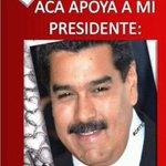 #TROPA de.@NicolasMaduro A gritar TOD@S con fuerza #YoMarchoXLaPazDeVzla http://t.co/HzDcnSaZHL