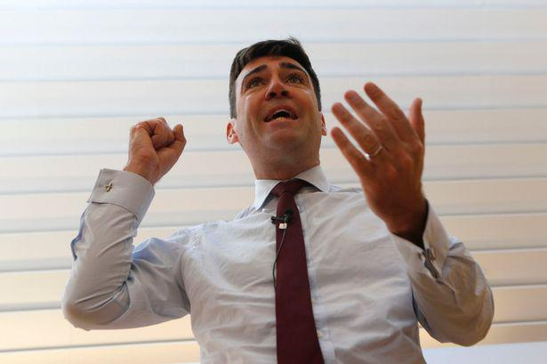 Andy Burnham Greater Manchester Mayor Victory Speech  YouTube