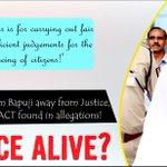 देश को है अटूट विश्वास! POCSO Misuse होगा बंद और Asaram Bapu Ji को मिलेगा न्याय  #BlackDay_31अगस्त http://t.co/x1u47taDqp