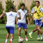Training for tomorrows game v Crystal Palace... #CFC http://t.co/DGVPRhlaqJ