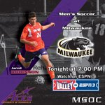 @UEAthletics: Our MSOC team begins the 2015 season at Milwaukee tonight at 7pm! http://t.co/sjrijLj0oD #AcesAces http://t.co/6iLVrgfks0