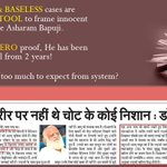 Is Law Biased? If no Then why bail to Tejpal & jail to INNOCENT Asaram Bapu Ji? #WeUrgeBail4Bapuji http://t.co/7r3yk3W3zH