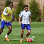 .@_Pedro17_ on the ball at Cobham today... #CFC http://t.co/vAfHtJpOzl