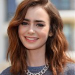 Lily Collins is so pretty ???????????? http://t.co/Fj5am3ggSL