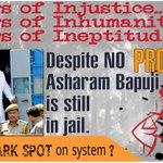 Asaram Bapu Ji & His Family is being targeted in pre-planned CONSPIRACY! #BlackDay_31अगस्त https://t.co/EgeylFVlr4 http://t.co/mm8wu8n5Eq