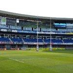 Les Grenoblois sont au Stade Marcel Michelin #FCG #ASMFCG http://t.co/hvGS4WKJzh