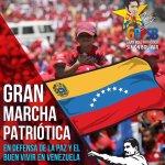 #YoMarchoXLaPazDeVzla en contra del paramilitarismo, el bachaqueo y el contrabando @NicolasMaduro http://t.co/A8YPHdN8mY