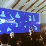 Directora de @Colciencias en lanzamiento del #MuroDeVisualización en @BIOS_CO. Ciencia y tecnología para la #paz http://t.co/fjZgevffiL
