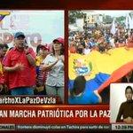 #YoMarchoXLaPazDeVzla | @JauaMiranda: Aquí en Venezuela hay auténtica democracia (…) Somos una sociedad de iguales http://t.co/zUyOZfab9k