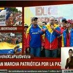 #YoMarchoXLaPazDeVzla | @dcabellor: No tenemos nada contra el pueblo colombiano ¡No somos anticolombianos! http://t.co/wF3fo49ZmN