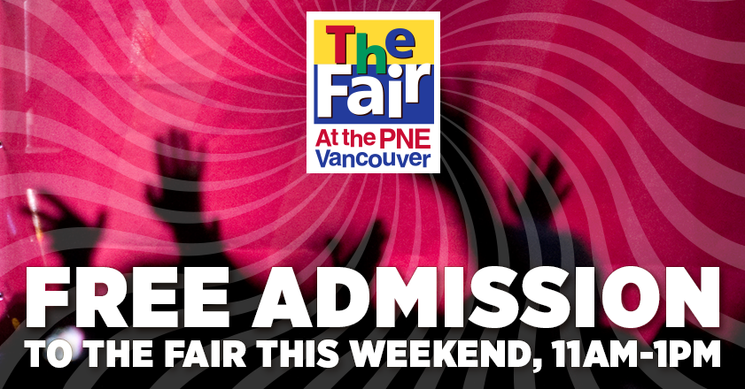 #TheFair admission is FREE this weekend! And yes, there are tons to do on a rainy day: http://t.co/nY6xwoeeBr http://t.co/S6HG4kqAXM