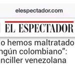 El cinismo de la dictadura de @NicolasMaduro no tiene límites. Las imágenes de compatriotas maltratados hablan solas. http://t.co/StiQrJArN8