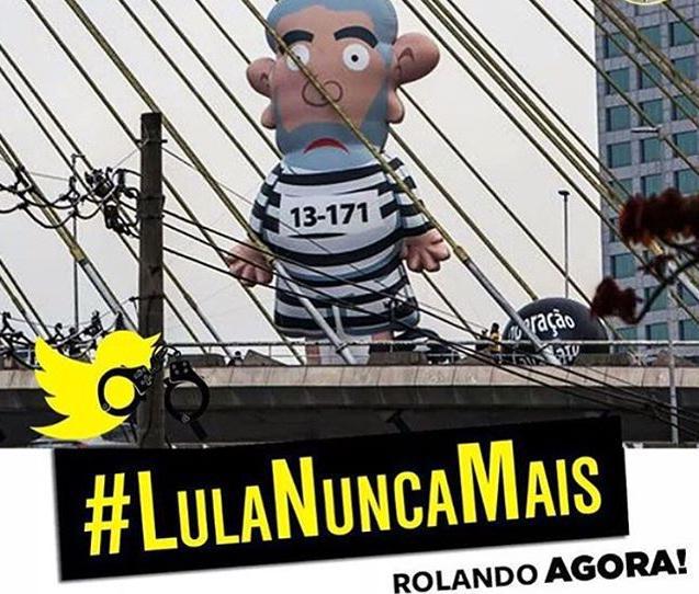 Tuitaço #LulaNuncaMais @lobaoeletrico - http://t.co/1EoOUUXzyO http://t.co/ADXG79nwSA ⊕http://t.co/AhKL6JDABQ
