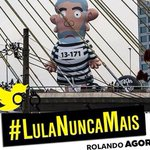 Tuitaço #LulaNuncaMais @lobaoeletrico - http://t.co/AspwwOsSPP http://t.co/aGWBtY8ZVM ⊕http://t.co/yMheTSY4nv