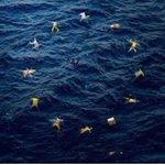 LEuropa vista da Banski.. Una strage che va fermata. Subito #migranti #fortezzaSchengen http://t.co/q3aWyp8V7k