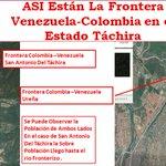 @NicolasMaduro #YoMarchoXLaPazDeVzla Así Esta La Frontera En El Tàchira Juzgue Usted Mismo. http://t.co/01b3JAK09u