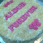 ALDUB FOREVER #creditto @Moderose_AlDub hehehe next time magdala ka ng ganyan te.. Hehe #ALDUBMaiDenHeaven @mainedcm http://t.co/XnyIaPwy6b