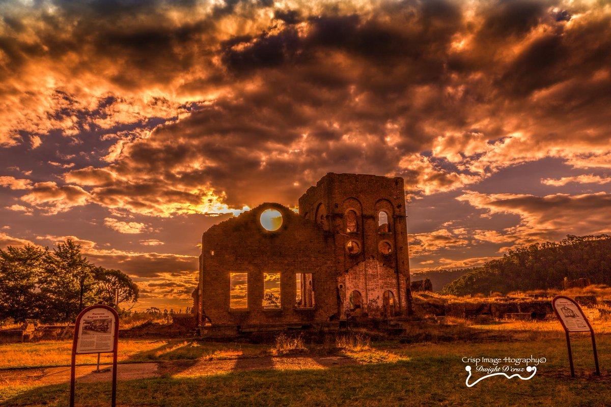 Blast Furnace Park - Lithgow by Dwight D'Cruz  https://t.co/bHotg5jbB5 http://t.co/Ybph0U7aJg