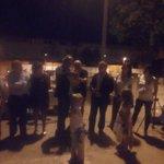 @joangomezlopez Alcalde accidental de Lleida, clausura la presentación de las fiestas mayores de Ciudad Jardín http://t.co/83OsxRfOu5