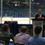 The @BladesHockey officially make @SaskTelCtr their home for the next 5-10 years, signing a new lease. @ctvsaskatoon http://t.co/EM1ERQgz92