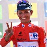 Esteban Chaves sigue siendo líder de la Vuelta a España; Lindeman ganador de la etapa 7 http://t.co/JaujqDIvsE http://t.co/j3dSa07hAB