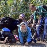 """#سوريا: هؤلاء من الذين كانت حدود بلادهم """"سوريا"""" مفتوحة بوجه جميع لاجئي دول العالم . http://t.co/O9McFgjYSP"""