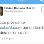 Pero hay colombianos orgullosos de lo que hace @NicolasMaduro ???? Pensé que era un meme http://t.co/6LvVS4wwOU