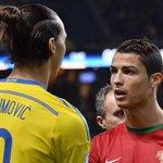 """Ibrahimovic : """"Ronaldo cest le gars qui chaque année, obtient des places VIP pour voir Messi remporter des trophées"""" http://t.co/NsBG0edLNk"""