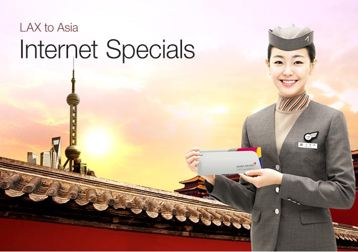 TGIF everyone! Don't miss out our great deal if you're planning a trip from LAX to Asia: