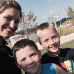 Hanging out with some little @14News fans in Owensboro! #14newsontheroad http://t.co/vDyOWDB4SR