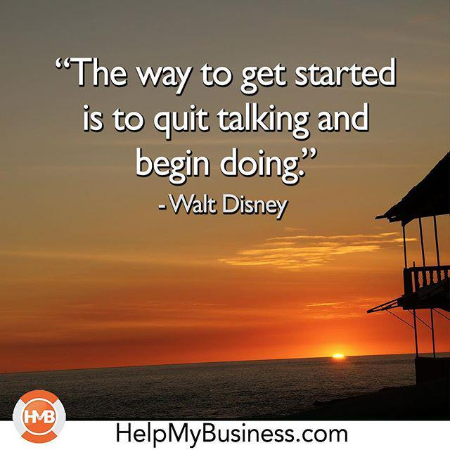 Start doing!  #quoteoftheday #motivational #inspiration #quote #selfemployed #helpmybusine… http://t.co/gbyyPgk3Aq http://t.co/bQxb643lXI