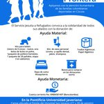 #SeamosHospitalariosConLaFrontera #Cúcuta #UnTemaDeTodos @Amaryservirweb @SJRLAC @CaracolRadio @BluRadioCo http://t.co/cGnEvNLgR3