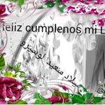 """### #FelicidadesLucero  #FelicidadesLucero  @LuceroMexico  #felizCumpleLucero ♥♥♥♥♥♥ te amo mi ÁNGEL http://t.co/HVoENObqiU"""""""