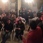 Continuamos recorriendo #Tunja: Coeducadores, Alcalá y Libertador ya están #PensandoEnGrande para su capital. http://t.co/GQNfPJ72p0