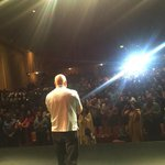 Thank you Detroit for a packed hall and a power packed response to our play #MeraWohMatlabNahiTha.:) #USATour