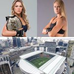 Rousey vs Holm is main event at Etihad Stadium in Melbourne. Well break all-time attendance record for an MMA event. http://t.co/i6p6hlQ2Ki