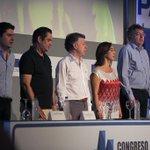 En Clausura del congreso de @CamacolColombia con el Presidente @JuanManSantos http://t.co/kYdt3sb2of