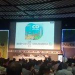 Presidente de @CamacolColombia reconoce el respaldo del Gobierno Nacional en el sector constructor #CongresoCamacol http://t.co/F8rTD1ur61
