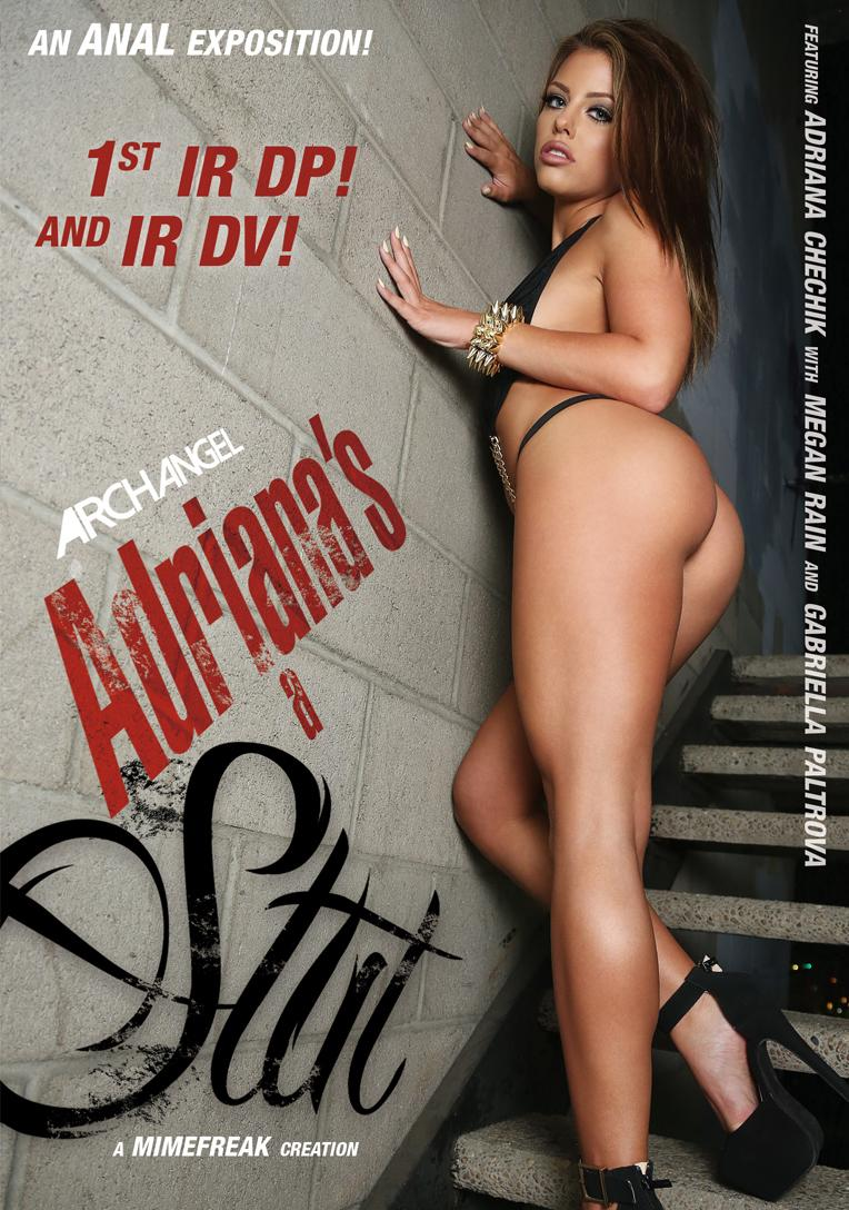 #ICYMI Heres the box cover for #AdrianasASlut Coming soon!