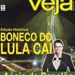 Saiu uma edição histórica da VEJA. Vitória bandeirante! http://t.co/gRvGtewwSv