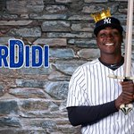 DIDI DOES IT! A 3-run homer for #SirDidi puts the #Yankees up 5-0! http://t.co/Ui007xJS2Z