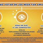 ¿Cómo votar en los #NeoxFanAwards2015? 😌 http://t.co/axbTRfXqBU http://t.co/SCzUqdhrv4