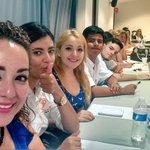 Iniciando el Diplomado organizado por @SinaloaOnmpri ... #JovenesEnCapacitacion @RedJPCLN presente!! http://t.co/RD9vghv7h5