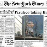 #LulaNuncaMais  O Pixuleco nas mídias internacionais http://t.co/jvt9wB8QYl