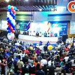 Nos ha quedado pequeño el escenario esta noche del lanzamiento de la mejor campaña a la alcaldía de #Tunja http://t.co/MVpYPAt7H9