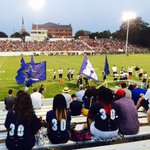 28-0 Lone Star at the end of the first quarter. http://t.co/d5pO8RkRZK