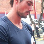 More exclusive photos of #DavidGandy today in Mexico ???????? http://t.co/bPmD5DyMve